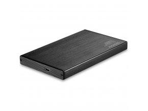 """Luxusní (hliníkový) stylový externí 2,5"""" disk 1TB / 1000GB USB 3.0"""