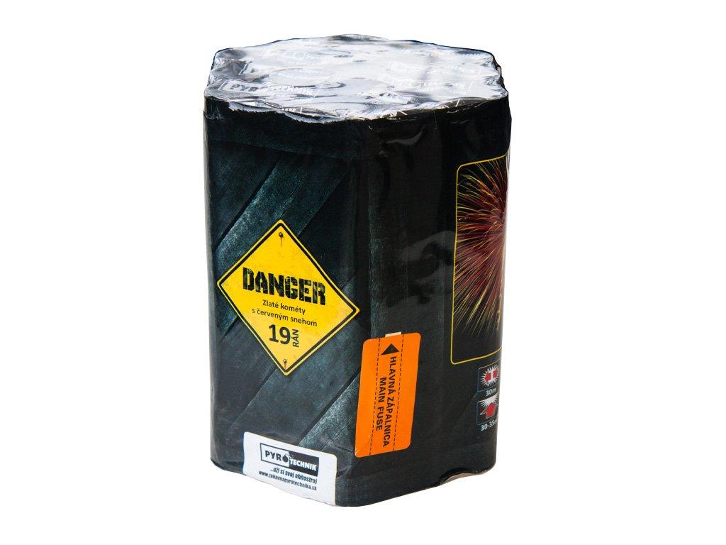 danger 19 ran