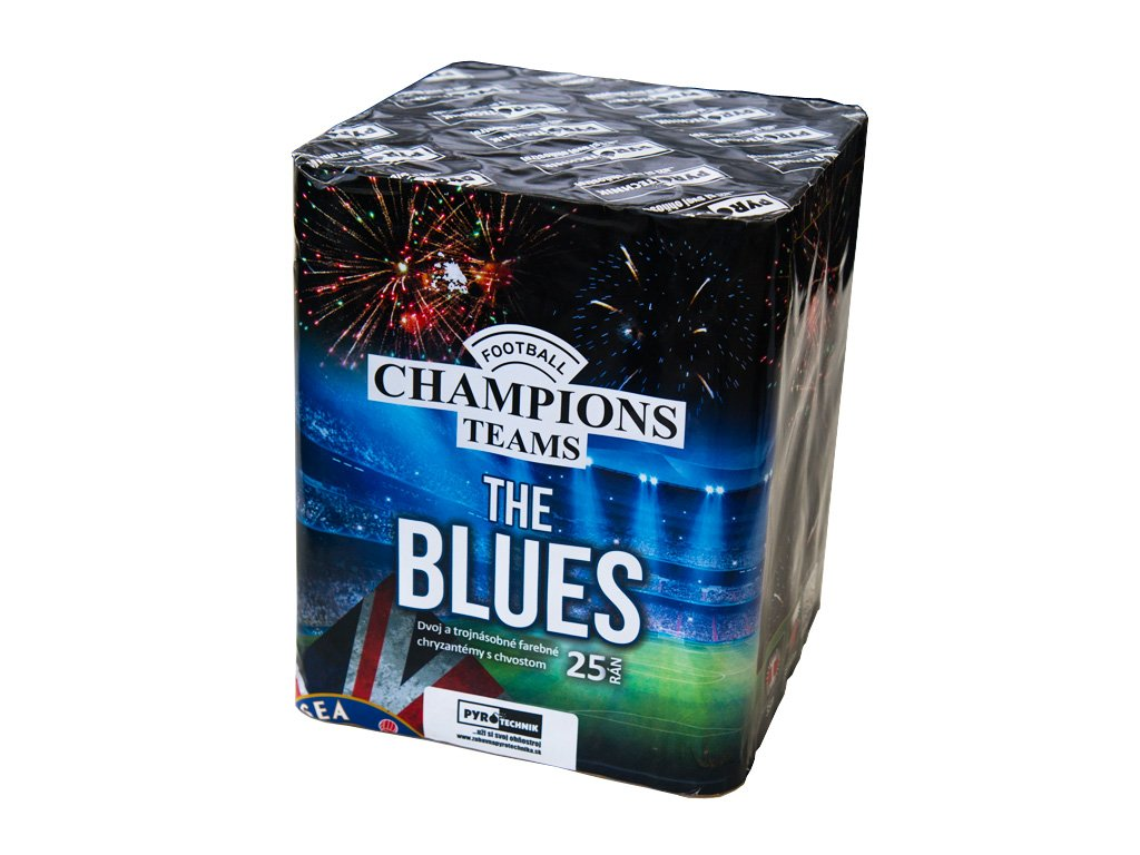 the blues 25