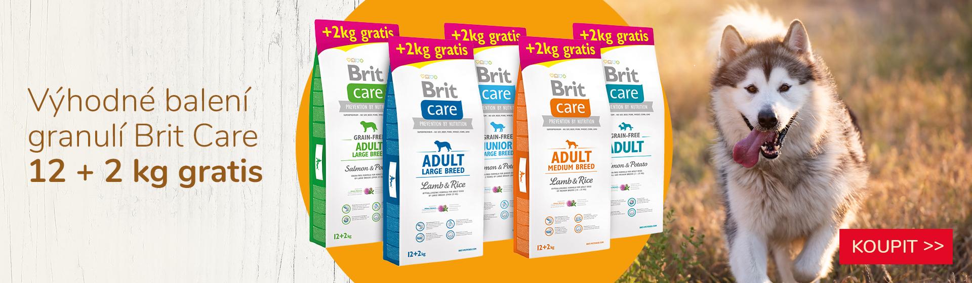 Akce Brit Care