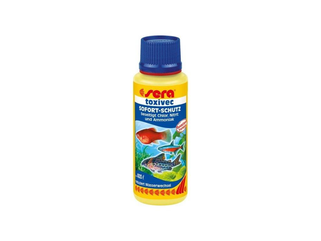 Sera antitoxikum pro akvarijní vodu Toxivec 100ml