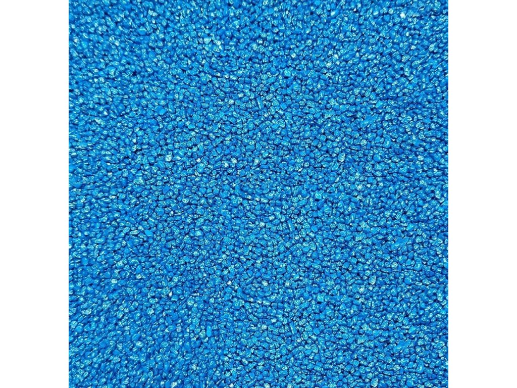 PetCenter pisek tmave modry 550g