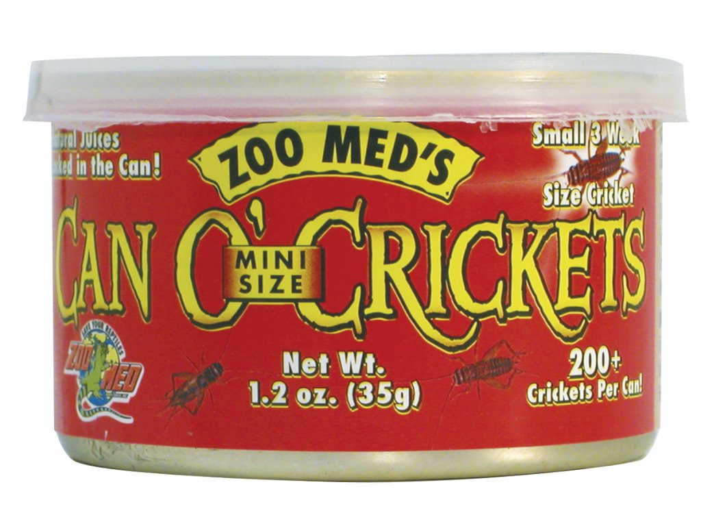 ZMD Can O' Crickets - cvrcci mini 35g