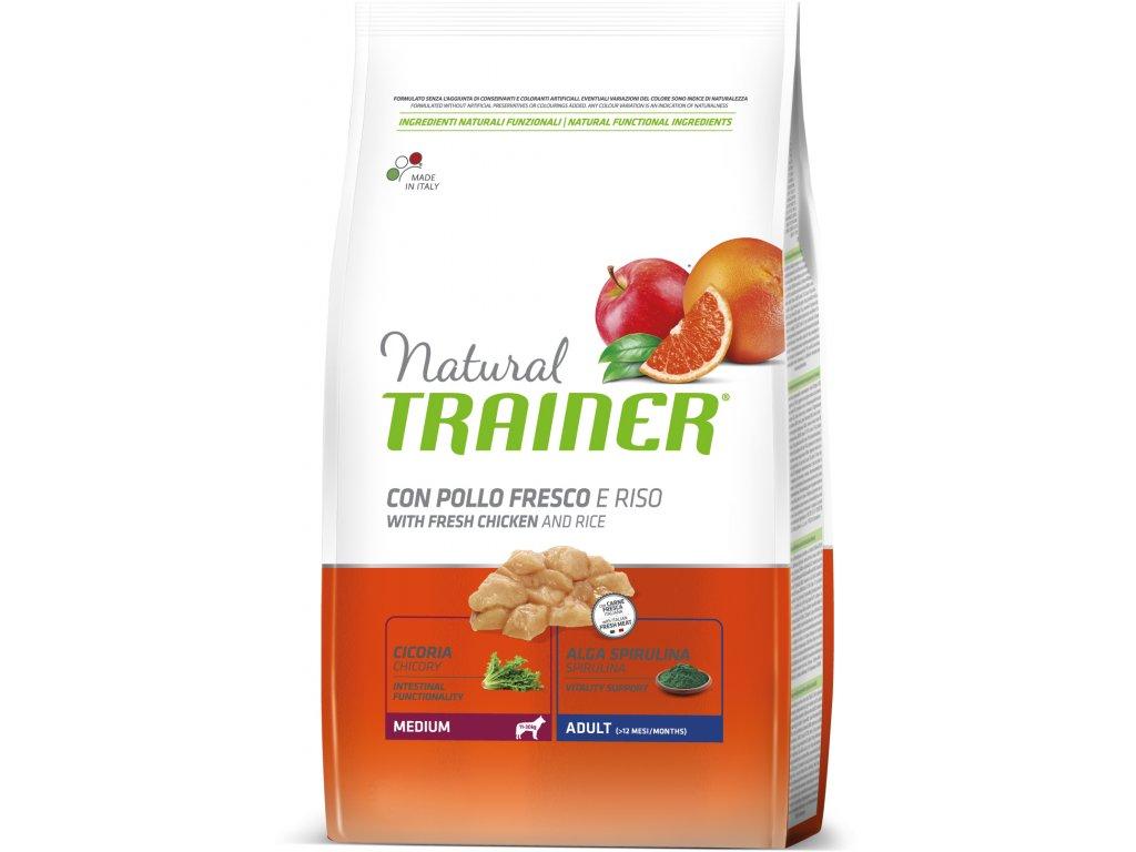 TRAINER Natural Medium Adult Cerstve kure 12kg