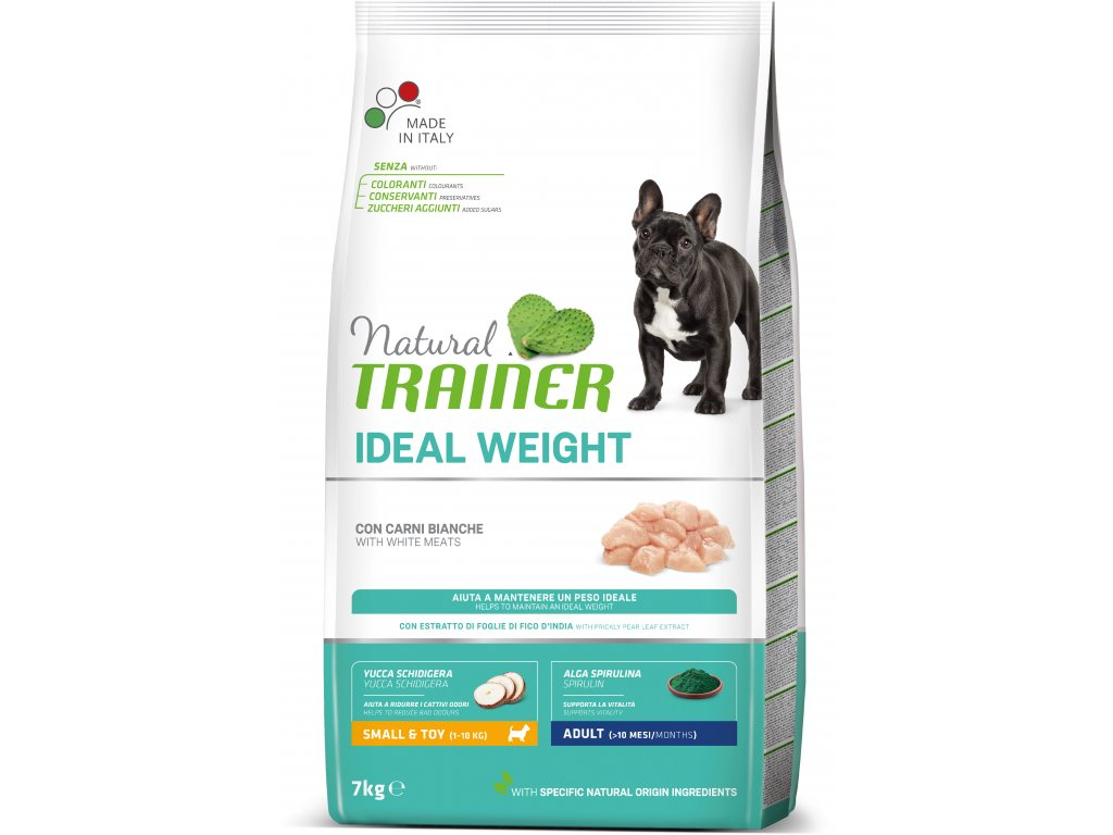 Trainer Natural Weight care Mini drůbeží maso 7kg