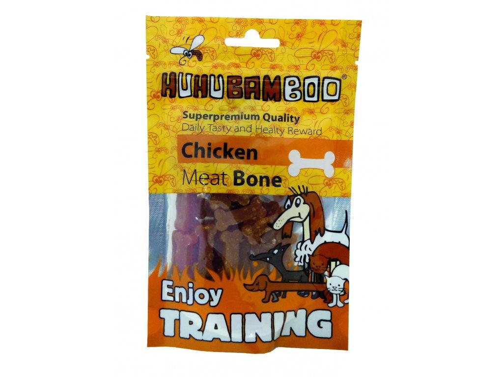 Huhubamboo Training Bone kureci kousky 40g