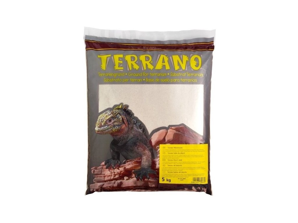 Hobby Terrano písek pouštní bílý 5kg