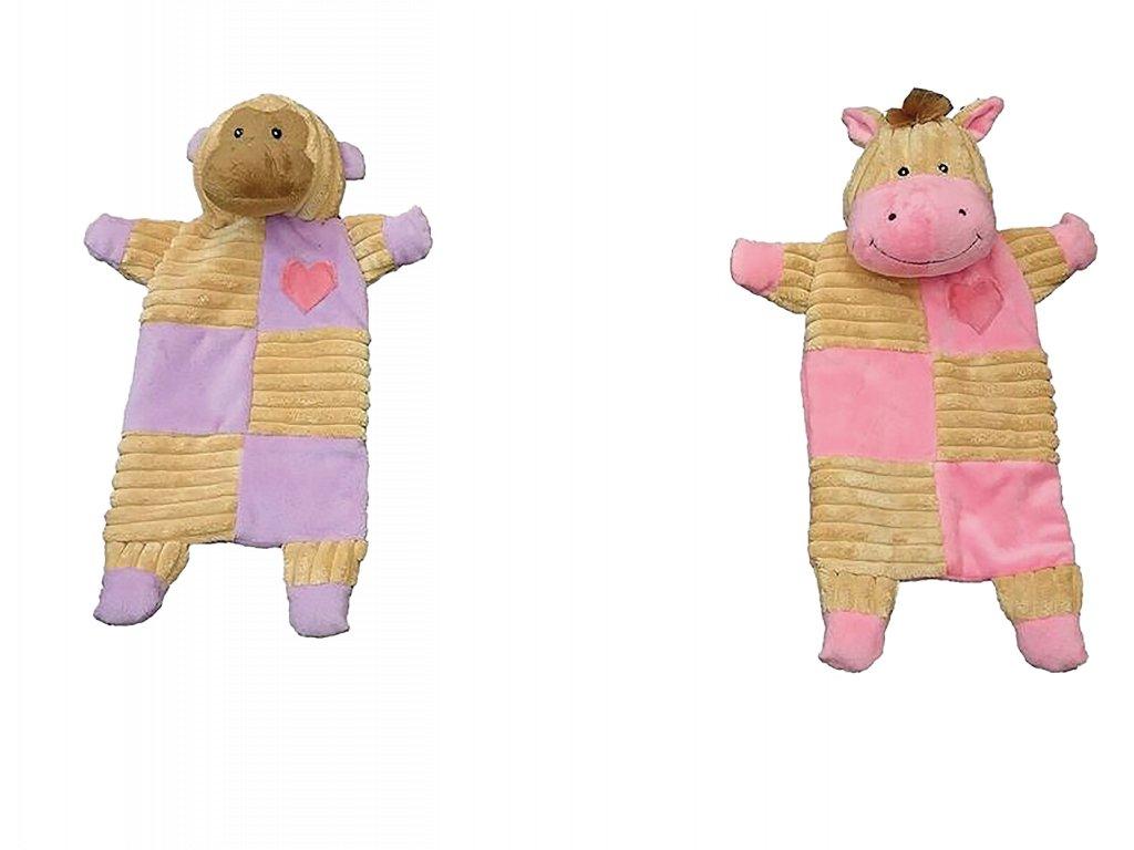 Hračka Gimborn plyšová kráva 33cm