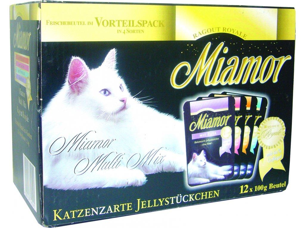 Kapsičky MIAMOR multipack 12ks