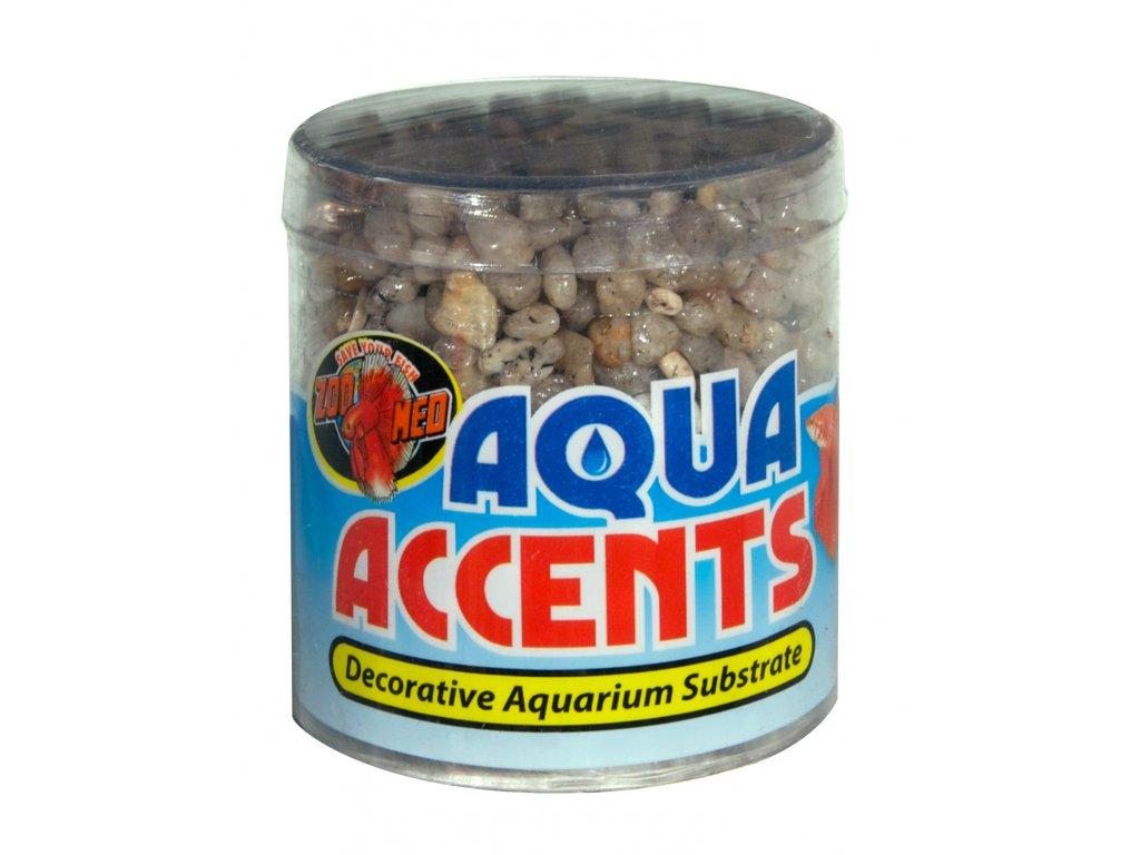 Aqua Accents kamínky světlé říční oblázky