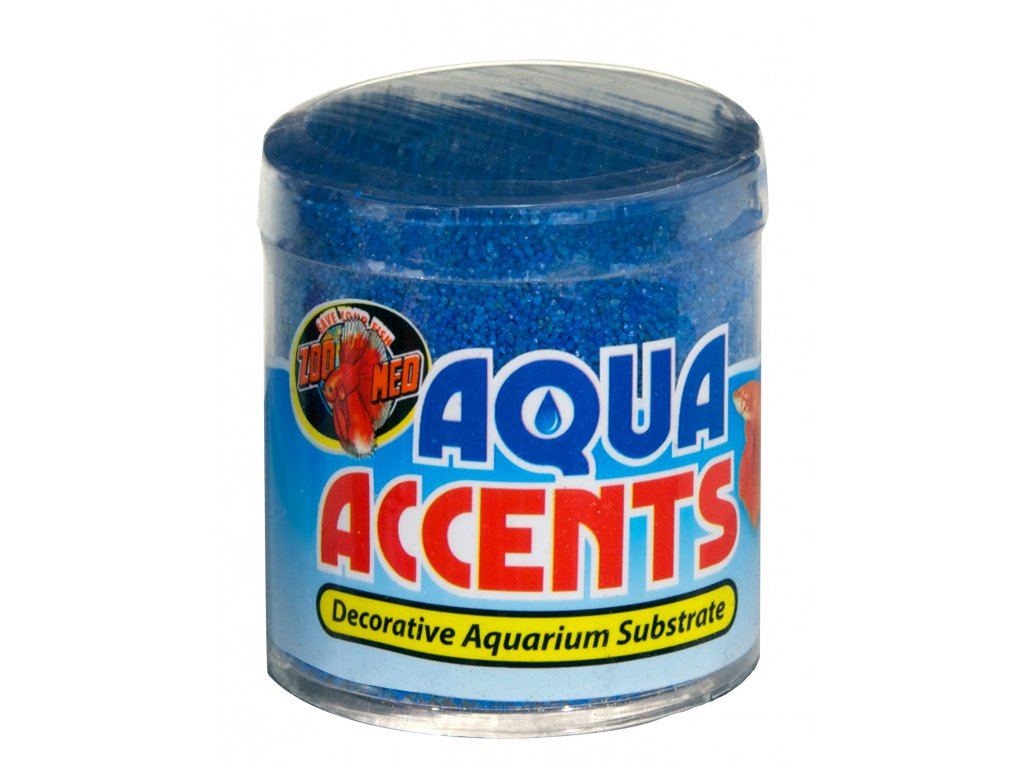 Aqua Accents kamínky balistický modrý