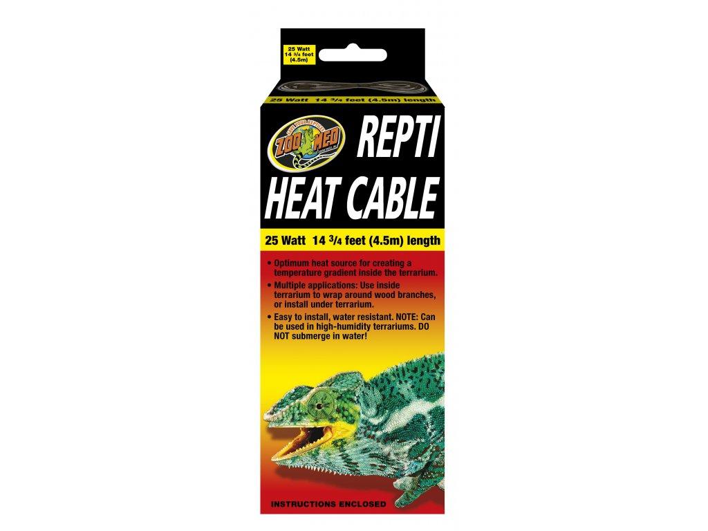 Repti Výhřevný kabel 25W