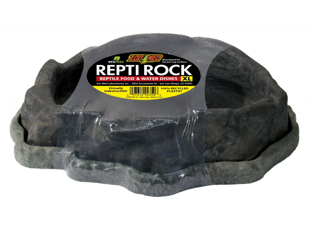 Combo Repti Rock miska na krmení / vodu XL