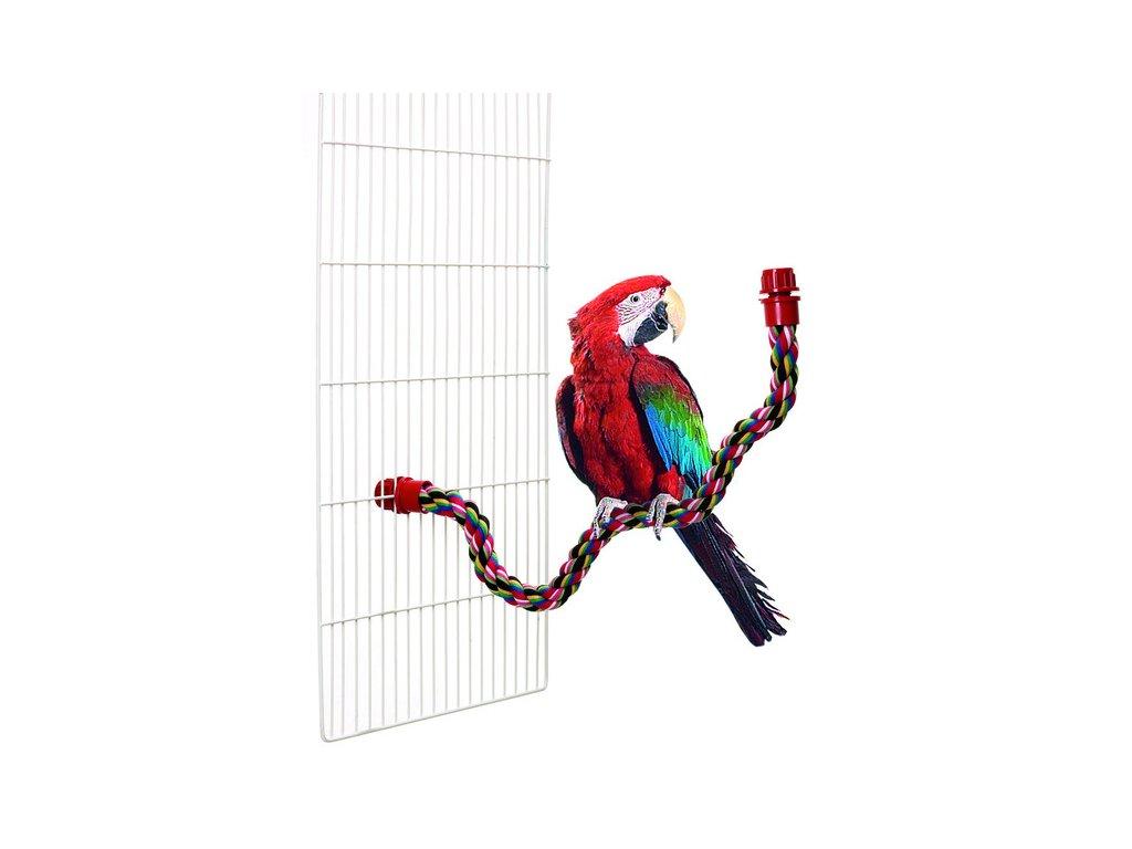 Karlie tvarovací bidlo pro ptáky 37cm