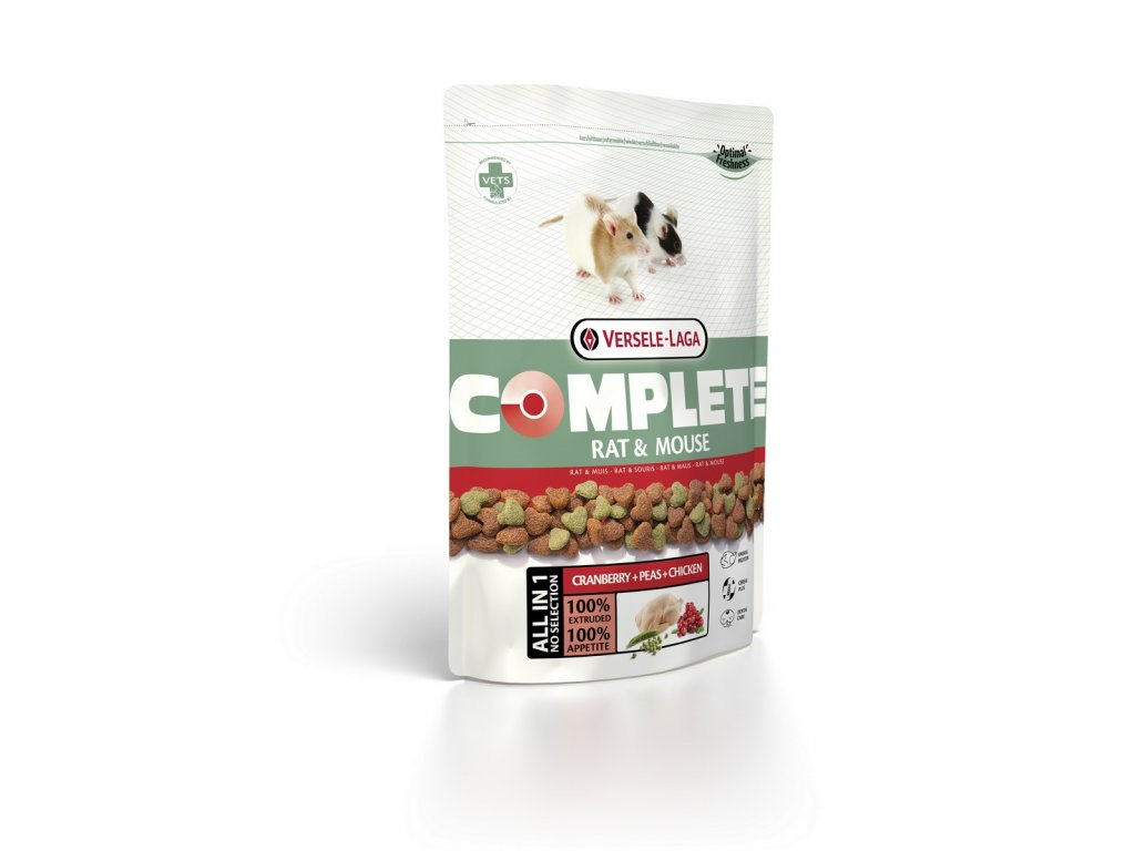 Versele-Laga Complete krmivo pro potkany 500g