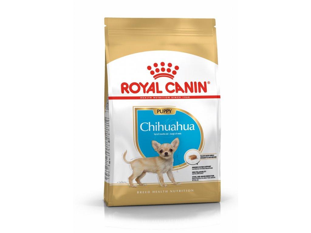 Royal Canin Chihuahua Puppy 500 g (expirace: 24.12.2020)