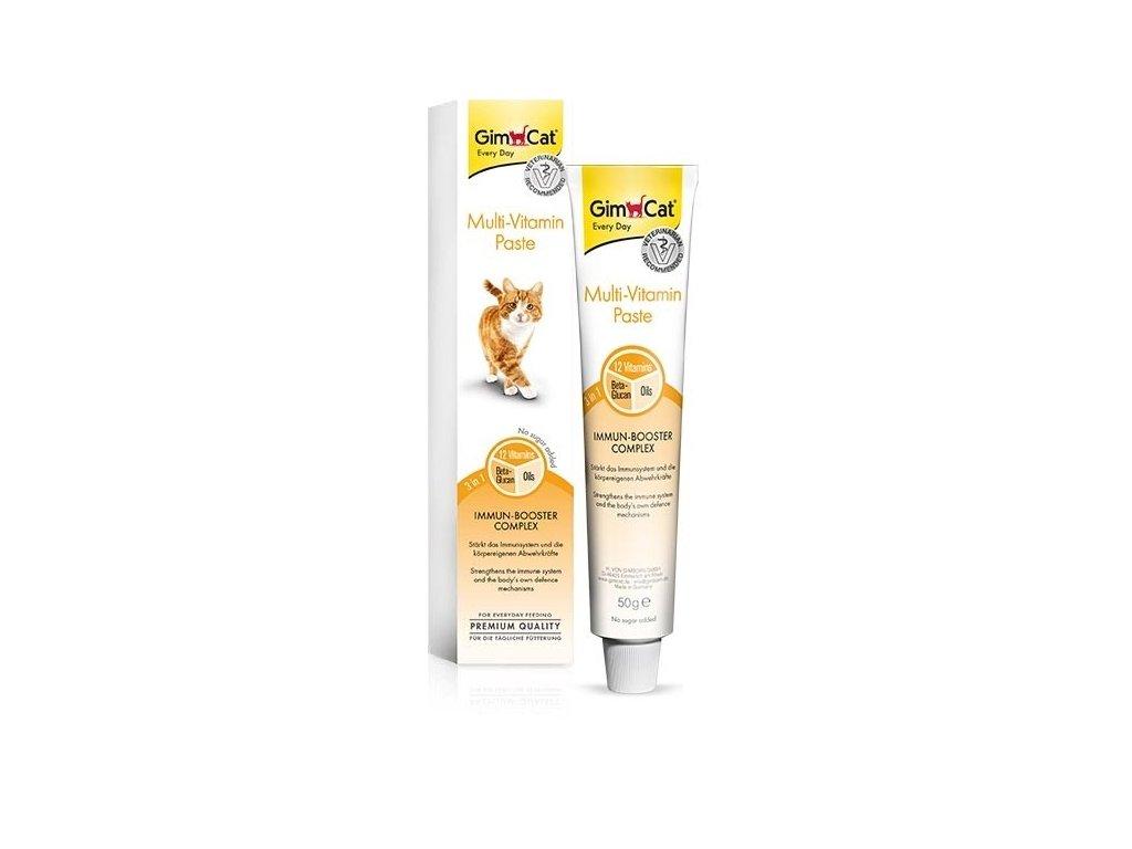 Gimpet Multi-Vitamin multivitamínová pasta pro kočky 50g