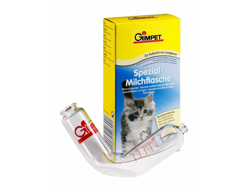 Gimpet lahev na kojení koťat
