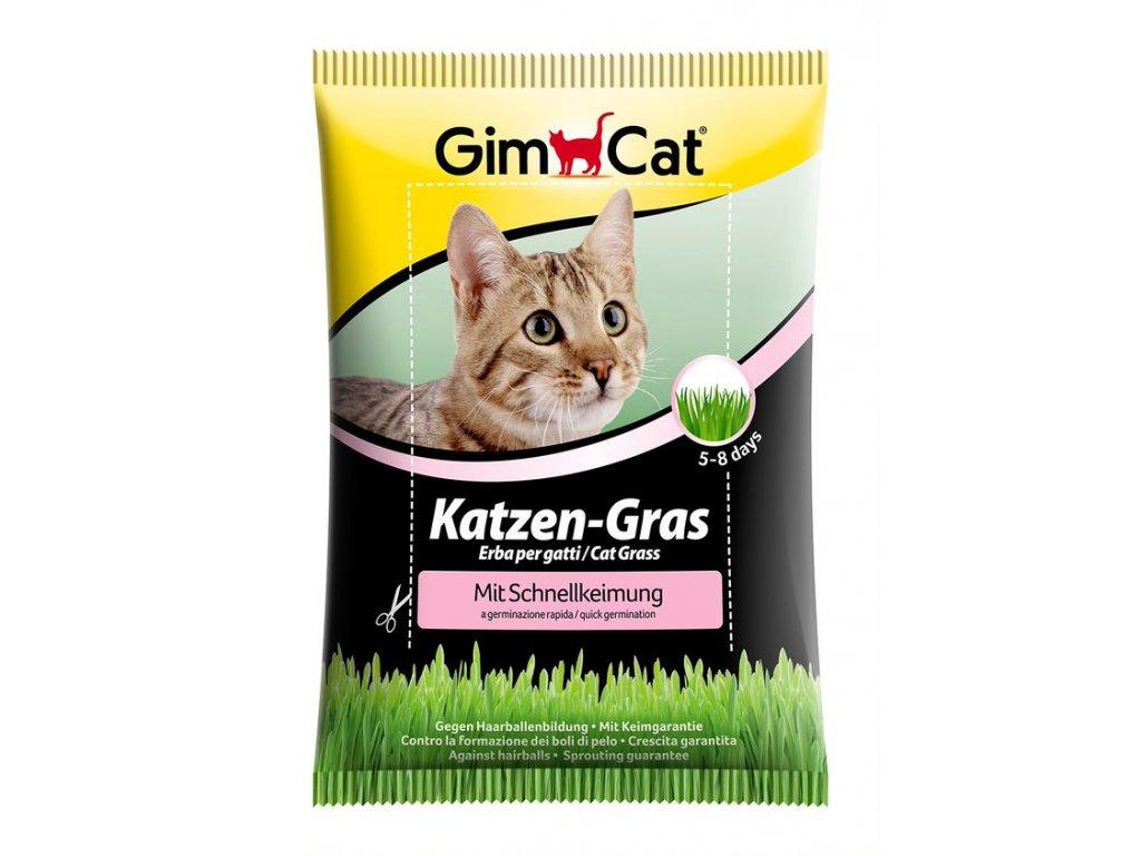 Gimpet Katzen-Gras kočičí tráva 100g