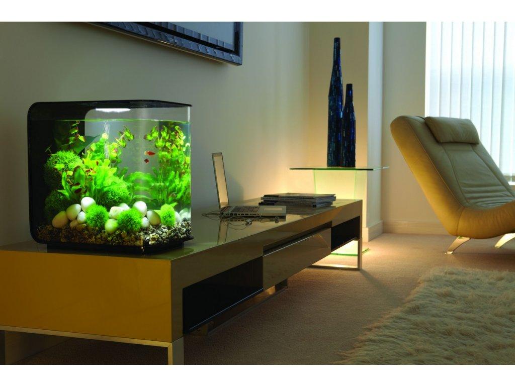 Biorb Flow LED akvarijní set černý 30l