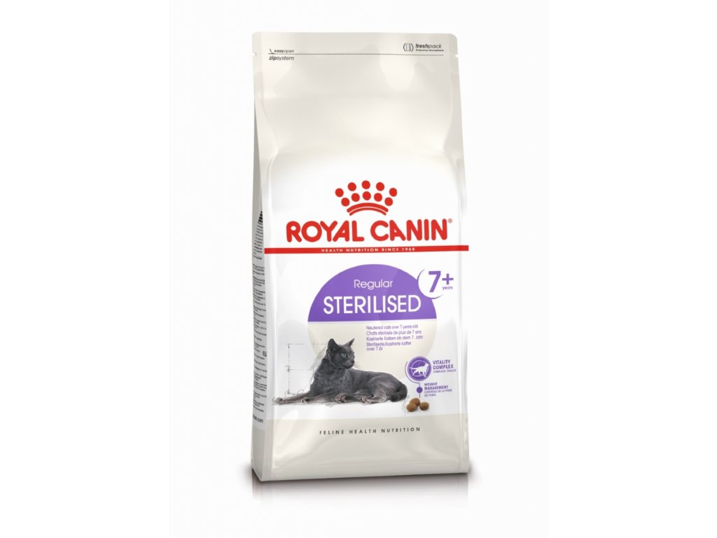 Royal Canin Sterilised 7+ 400 g