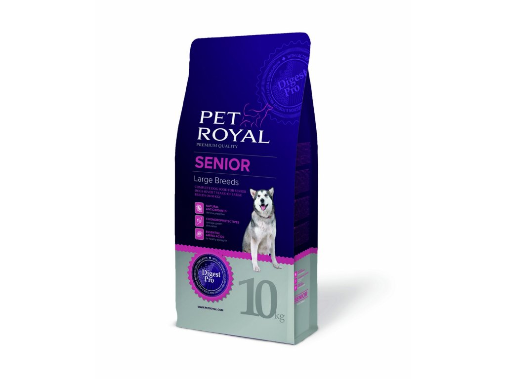 Pet Royal Senior Dog Large Breeds 10kg
