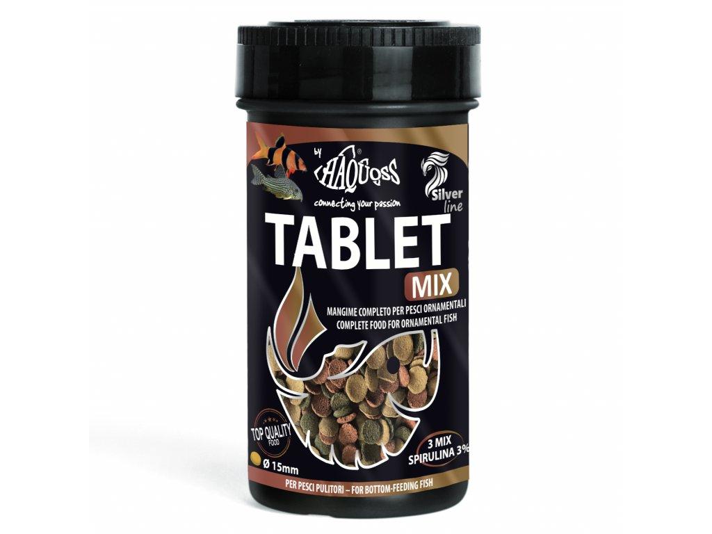 Haquoss Tablet Mix pro ryby žijící na dně 250ml