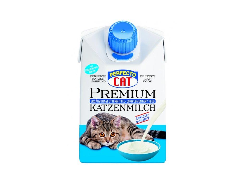 Perfecto Cat prémiové mléko 200ml
