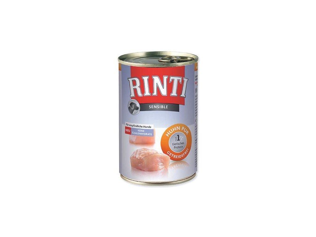 Finnern Rinti Sensible konzerva pro psy kuře 400g
