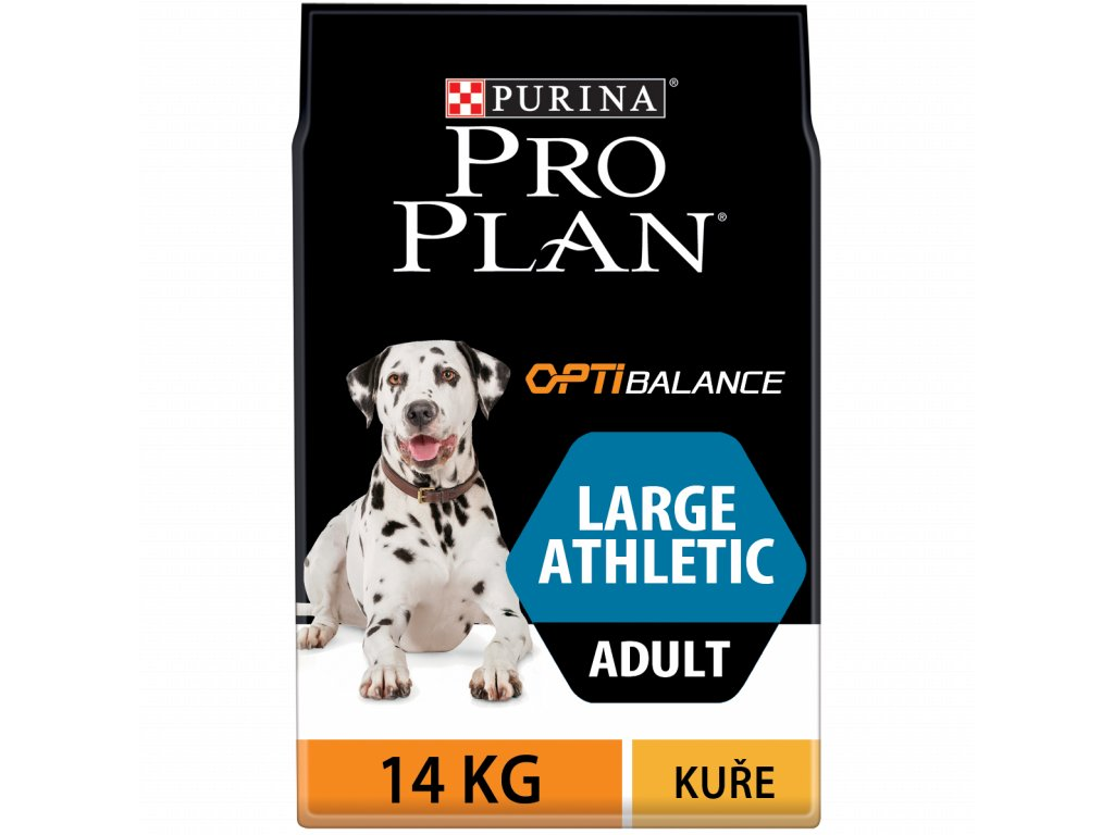 Purina Pro Plan Adult Large Breed Athletic 14kg