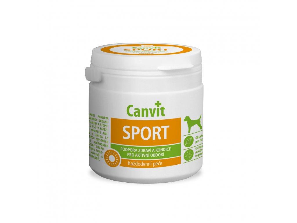 Canvit Sport pro psy 100g