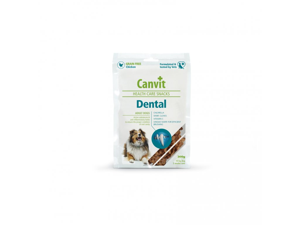 Canvit Snack Dental pro psy 200g