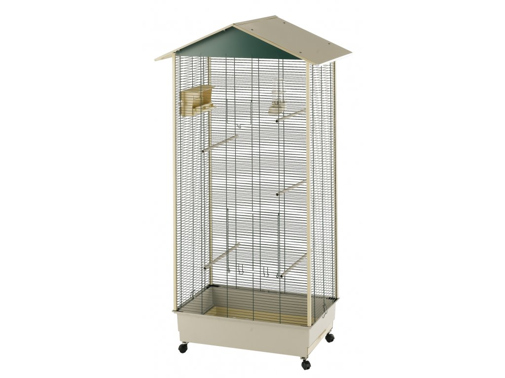 Ferplast klec pro ptáky NOTA zelená