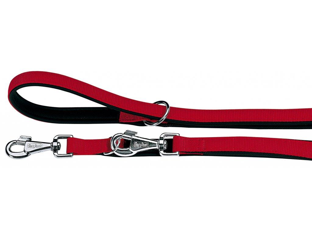 Ferplast vodítko DAYTONA červené 200cm
