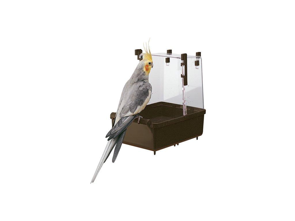 Ferplast koupelna pro ptáky velká