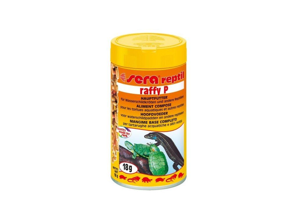 Sera krmivo pro vodní želvy Raffy P 100ml
