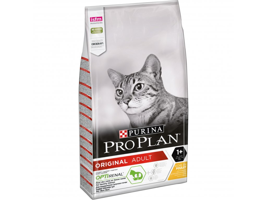 Purina Pro Plan Cat Adult kuře 10kg