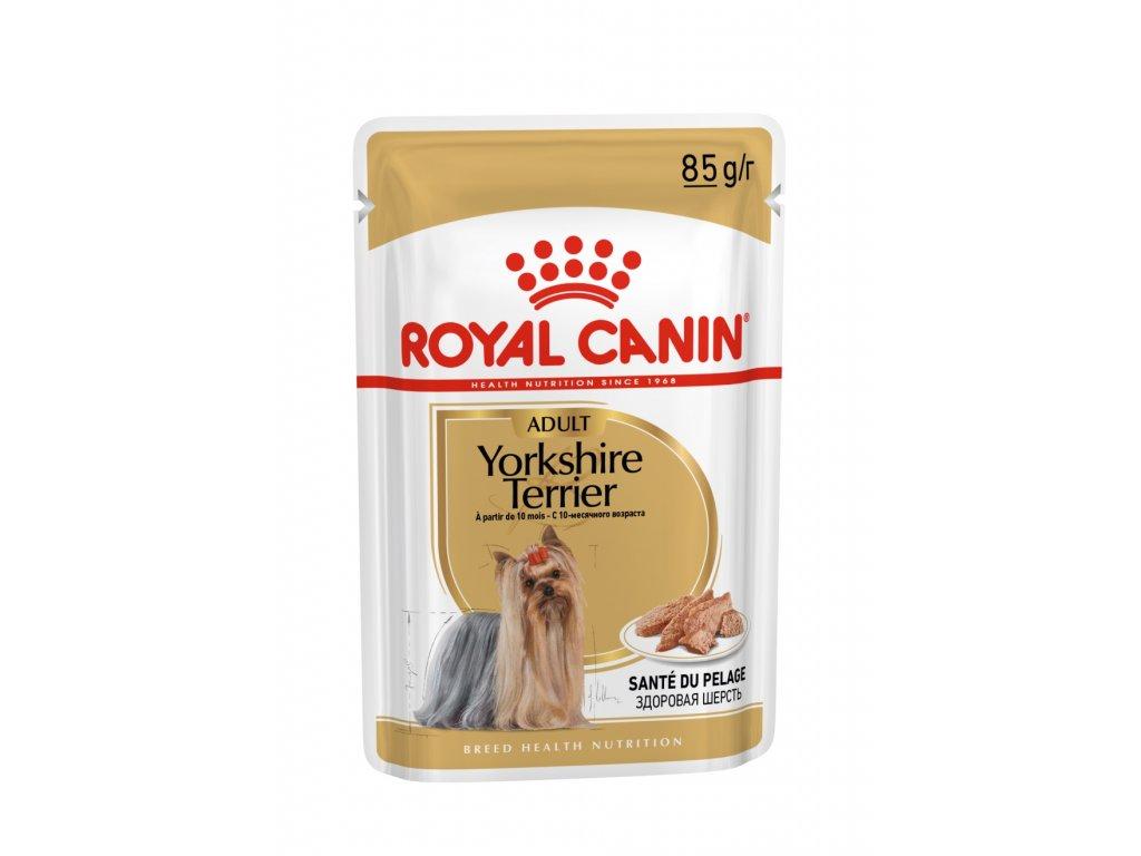 Royal Canin Yorkshire Loaf paštika 12x85g