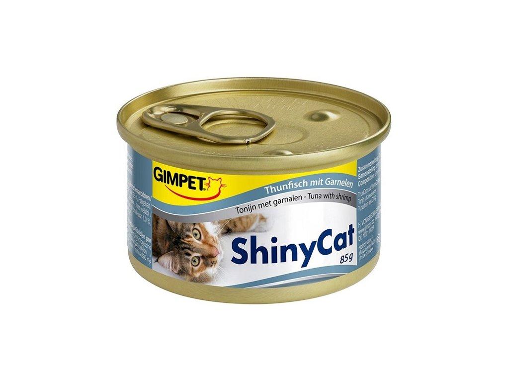 ShinyCat konzerva tuňák 70g
