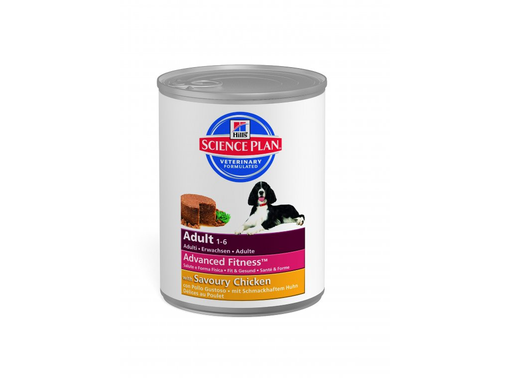 Konzerva Hill's Canine Adult Chicken 370g