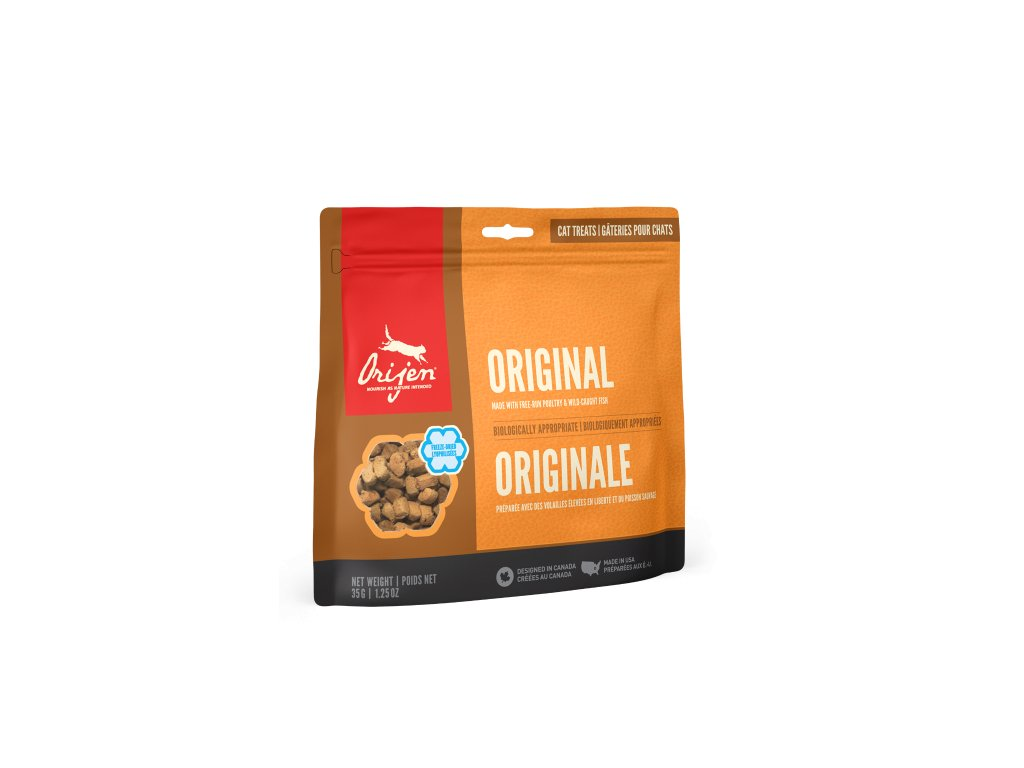 Orijen Freeze Cat snack Original 35g