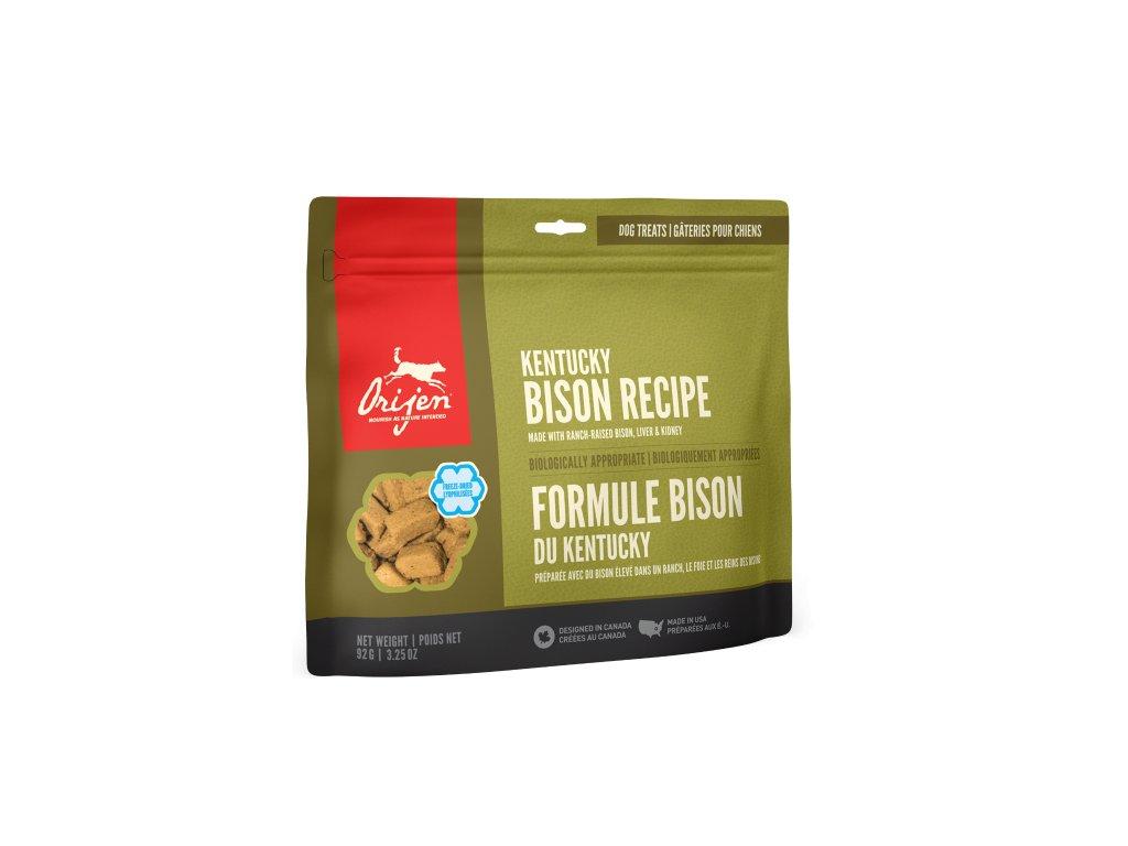 Orijen Freeze Dog snack Alberta Bison 92g