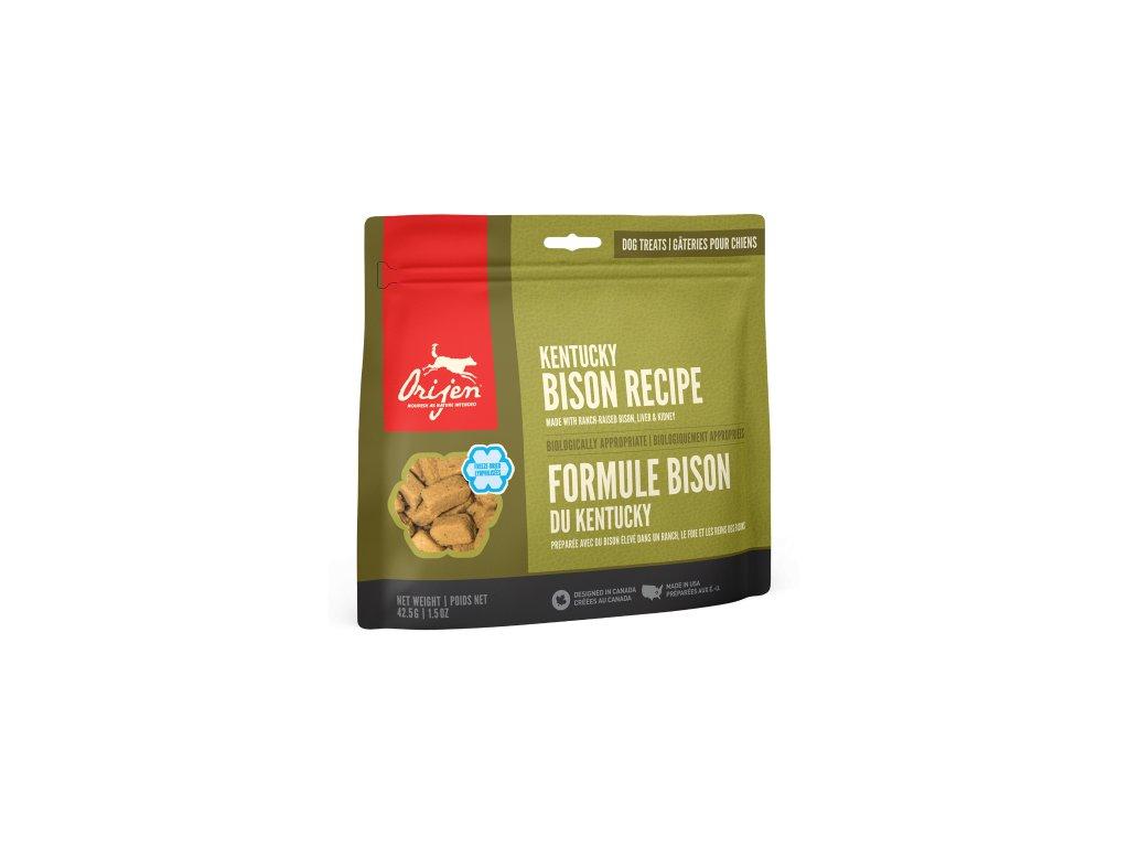Orijen Freeze Dog snack Alberta Bison 42,5g