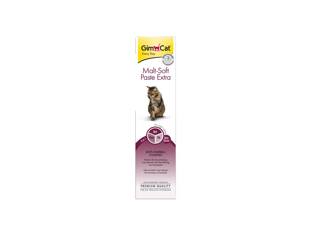 Gimcat Malt-Soft Extra pasta pro kočky 100g