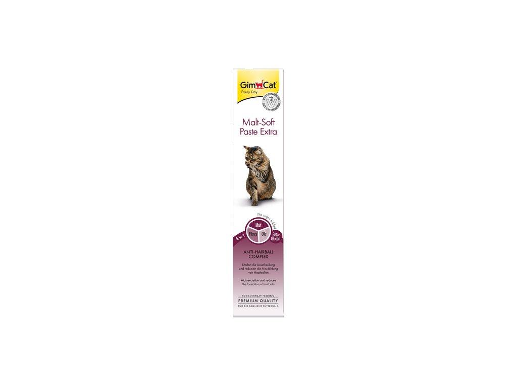 Gimcat Malt-Soft Extra pasta pro kočky 20g