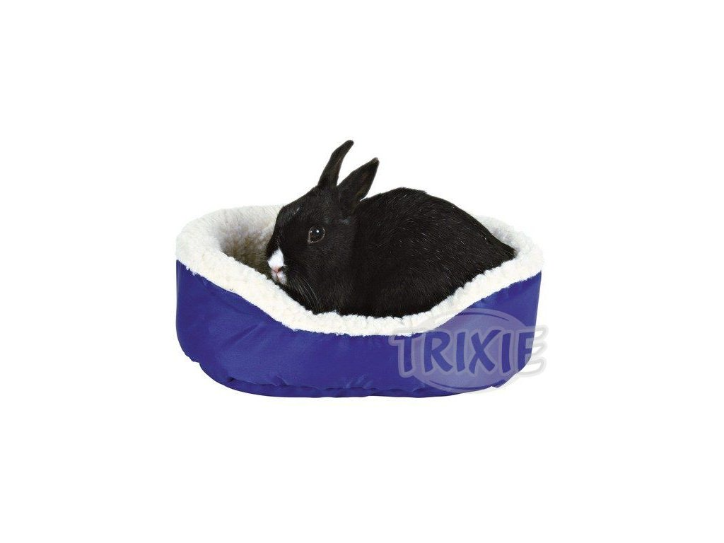 Trixie Vlněný pelíšek pro králíka 35x28cm