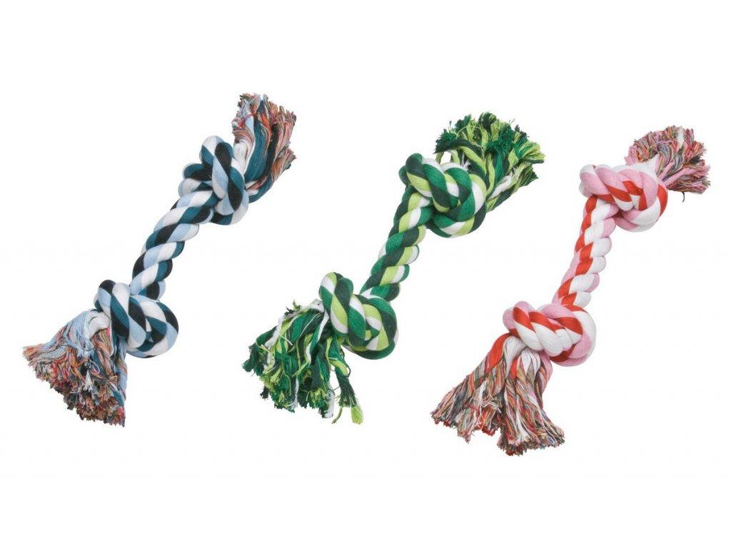 Gimborn činka 2 uzle - hračka pro psy 2,5x30cm