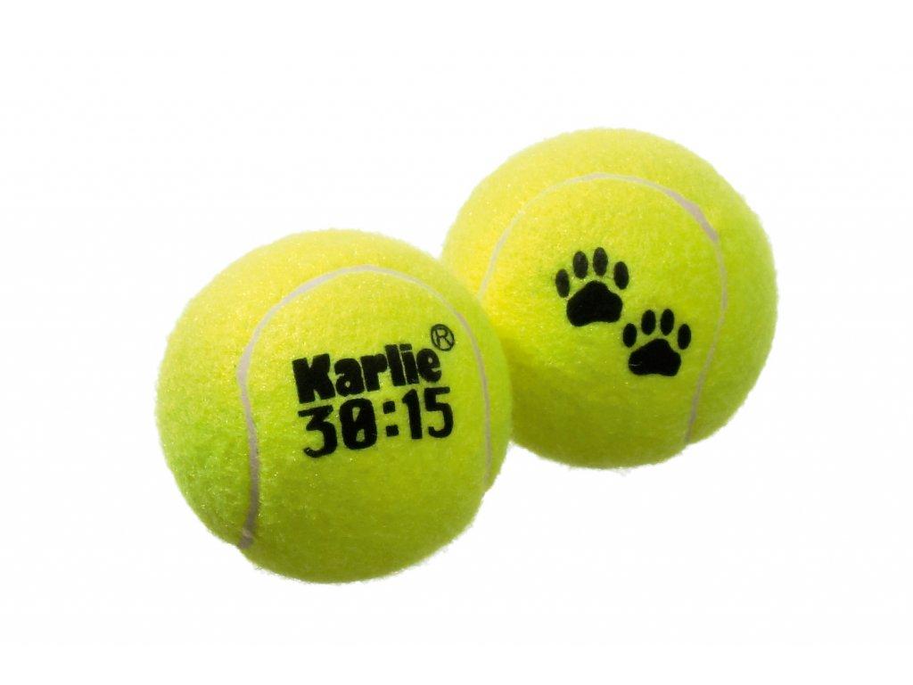 Karlie tenisáky set 2ks 6cm