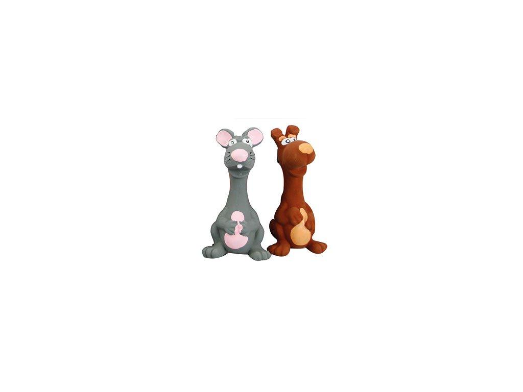 Karlie latexová hračka Skippy