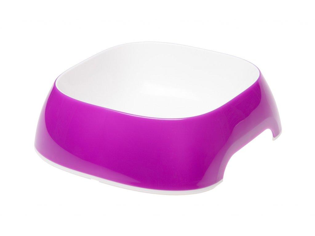 Ferplast GLAM střední fialová miska
